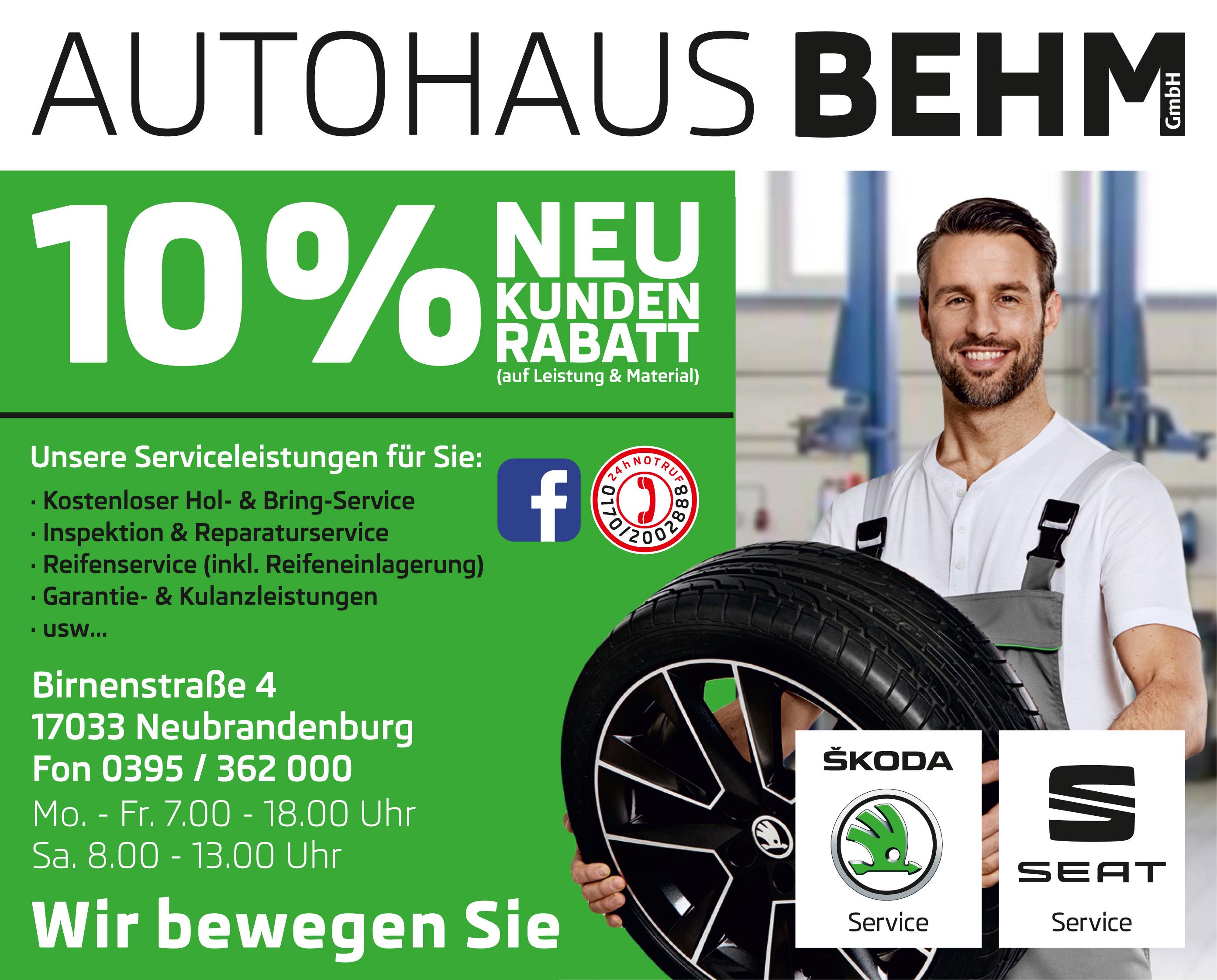 Autohaus Behm